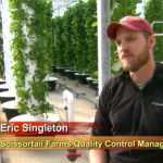 Eric Singleton Quality Manager Scissortail Farms